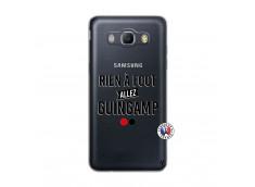 Coque Samsung Galaxy J5 2016 Rien A Foot Allez Guingamp