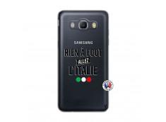 Coque Samsung Galaxy J5 2016 Rien A Foot Allez L'Italie