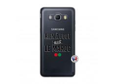 Coque Samsung Galaxy J5 2016 Rien A Foot Allez Le Maroc