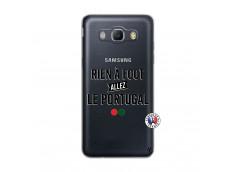Coque Samsung Galaxy J5 2016 Rien A Foot Allez Le Portugal