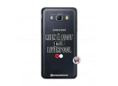 Coque Samsung Galaxy J5 2016 Rien A Foot Allez Liverpool