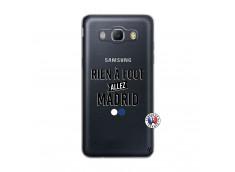 Coque Samsung Galaxy J5 2016 Rien A Foot Allez Madrid