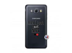 Coque Samsung Galaxy J5 2016 Rien A Foot Allez Nice