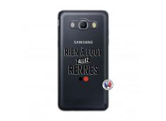 Coque Samsung Galaxy J5 2016 Rien A Foot Allez Rennes
