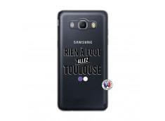 Coque Samsung Galaxy J5 2016 Rien A Foot Allez Toulouse