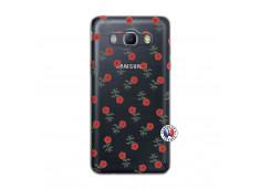 Coque Samsung Galaxy J5 2016 Rose Pattern