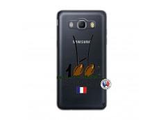 Coque Samsung Galaxy J5 2016 100 % Rugbyman Entre les Poteaux