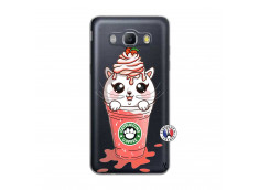Coque Samsung Galaxy J5 2016 Catpucino Ice Cream