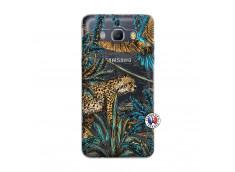 Coque Samsung Galaxy J5 2016 Leopard Jungle