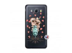Coque Samsung Galaxy J5 2016 Puppies Love