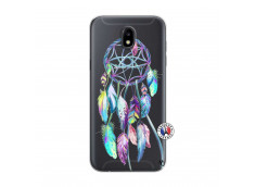 Coque Samsung Galaxy J5 2017 Blue Painted Dreamcatcher