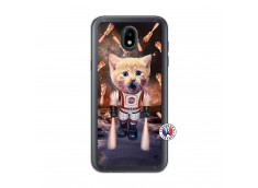 Coque Samsung Galaxy J5 2017 Cat Nasa Translu