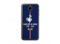 Coque Samsung Galaxy J5 2017 Champions Du Monde 1998 2018 Transparente