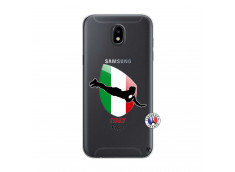 Coque Samsung Galaxy J5 2017 Coupe du Monde Rugby-Italy