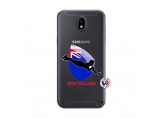 Coque Samsung Galaxy J5 2017 Coupe du Monde Rugby- Nouvelle Zélande