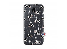 Coque Samsung Galaxy J5 2017 Cow Pattern
