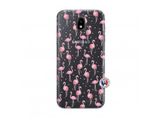 Coque Samsung Galaxy J5 2017 Flamingo