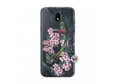 Coque Samsung Galaxy J5 2017 Flower Birds