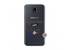 Coque Samsung Galaxy J5 2017 Frappe De Batard Comme Benjamin