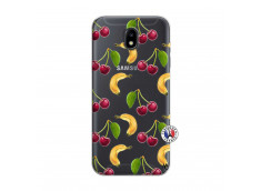 Coque Samsung Galaxy J5 2017 Hey Cherry, j'ai la Banane