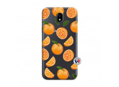 Coque Samsung Galaxy J5 2017 Orange Gina