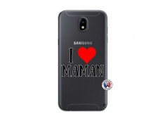 Coque Samsung Galaxy J5 2017 I Love Maman