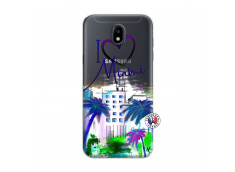 Coque Samsung Galaxy J5 2017 I Love Miami