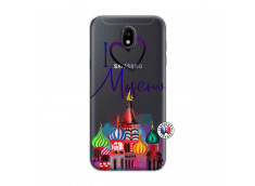 Coque Samsung Galaxy J5 2017 I Love Moscow