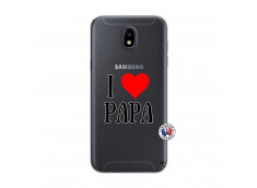 Coque Samsung Galaxy J5 2017 I Love Papa