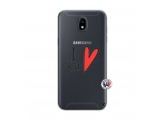 Coque Samsung Galaxy J5 2017 I Love You