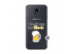 Coque Samsung Galaxy J5 2017 Jamais Sans Ma Blonde