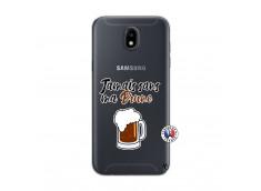 Coque Samsung Galaxy J5 2017 Jamais Sans Ma Brune