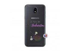 Coque Samsung Galaxy J5 2017 Je Peux Pas J Ai Badminton