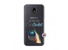 Coque Samsung Galaxy J5 2017 Je peux pas j'ai cricket