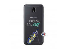 Coque Samsung Galaxy J5 2017 Je Peux Pas J Ai Golf