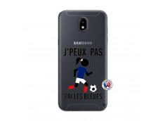 Coque Samsung Galaxy J5 2017 Je Peux Pas J Ai Les Bleues Maillot
