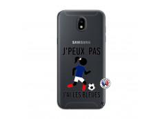 Coque Samsung Galaxy J5 2017 Je Peux Pas J Ai Les Bleues