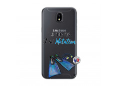 Coque Samsung Galaxy J5 2017 Je Peux Pas J Ai Natation
