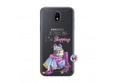 Coque Samsung Galaxy J5 2017 Je Peux Pas J Ai Shopping