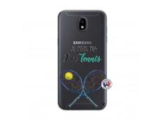 Coque Samsung Galaxy J5 2017 Je Peux Pas J Ai Tennis