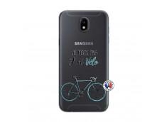 Coque Samsung Galaxy J5 2017 Je Peux Pas J Ai Velo