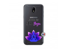 Coque Samsung Galaxy J5 2017 Je Peux Pas J Ai Yoga