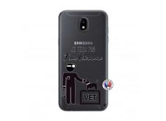 Coque Samsung Galaxy J5 2017 Je Peux Pas Je Suis Veterinaire