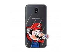 Coque Samsung Galaxy J5 2017 Mario Impact