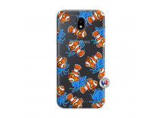 Coque Samsung Galaxy J5 2017 Poisson Clown