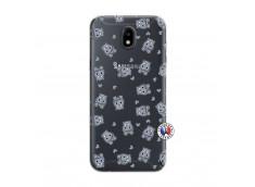 Coque Samsung Galaxy J5 2017 Petits Hippos
