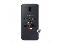 Coque Samsung Galaxy J5 2017 Rien A Foot Allez Arsenal