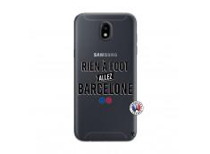Coque Samsung Galaxy J5 2017 Rien A Foot Allez Barcelone
