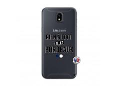 Coque Samsung Galaxy J5 2017 Rien A Foot Allez Bordeaux