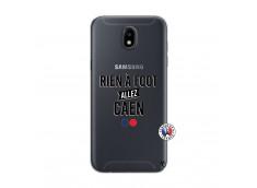 Coque Samsung Galaxy J5 2017 Rien A Foot Allez Caen